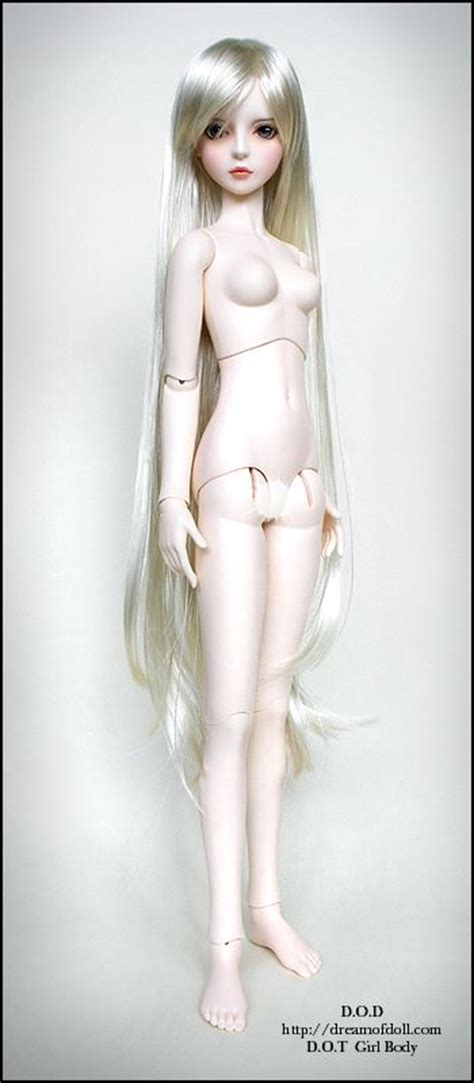 jointed doll white hair 229 best images about bjd on