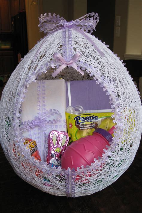 diy easter basket ideas unique easter basket ideaswritings and papers writings