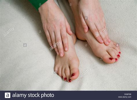feet preteen preteen girl 180 s feet stock photo royalty free image