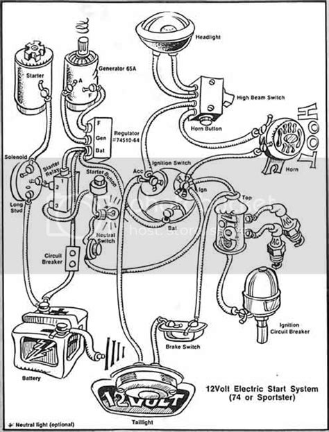 Keyless wiring diagram. : motorcycles
