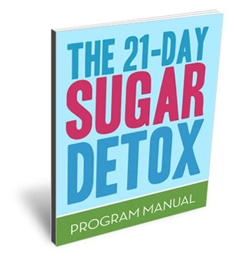 21 Day Sugar Detox Ebook by The 21 Day Sugar Detox Find Best Diet