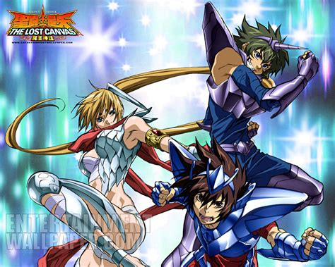 lost canvas wallpapers seiya the lost of canvas