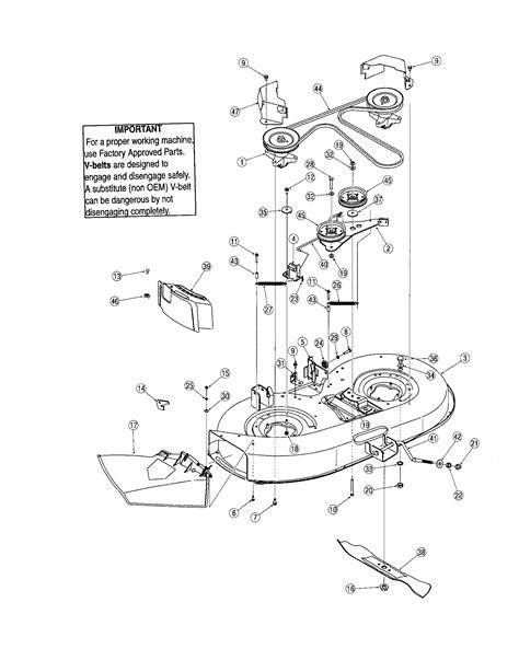 Troy Bilt 13aj609g766 Parts Diagram