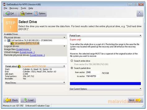 Getdataback Full Version Free Download | getdataback free download full version working