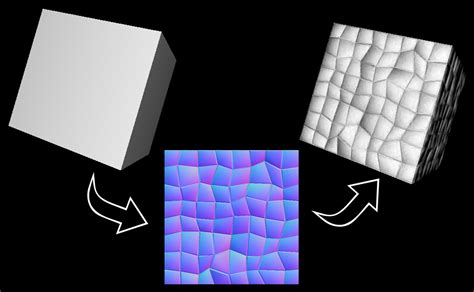normal mapping independent developer 187 normal mapping