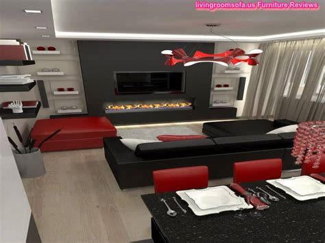 red and black room designs red and black living room design ideas