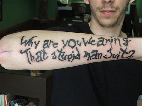 tattoos sayings for men best quotes for quotesgram