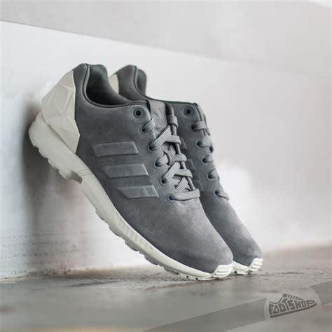 Adidas Grey Original adidas zx flux w grey grey original white footshop