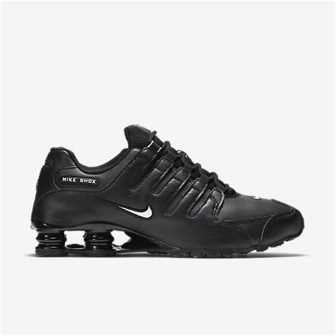 Nike Shock Black new nike s shox nz eu running shoes 501524 091 black