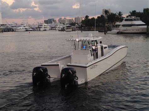 insetta 45 center console stepped hull catamaran with - Center Console Boats With Stepped Hull