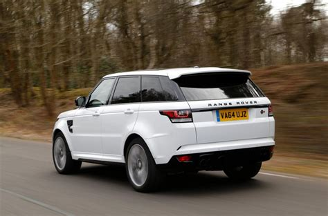 expensive range rover 2016 range rover sport svr luxury things