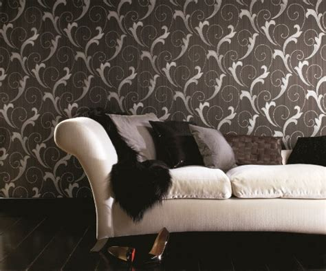 modern wallpaper for walls ideas modern textured wallpapers by graham brown