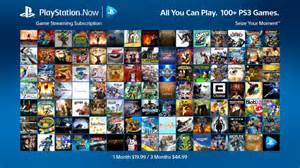 playstation stream game subscriptions ps4 today techcrunch