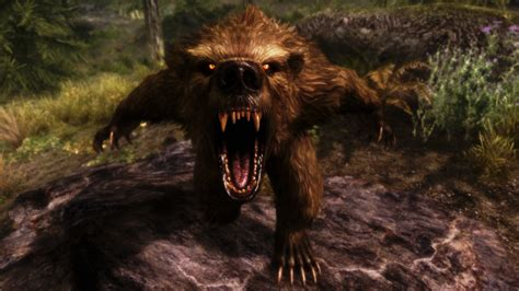 skyrim better vires tales of lycanthropy complete overhaul page
