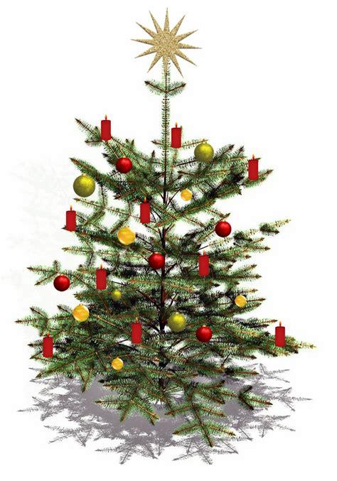 mein geschm 252 ckter weihnachtsbaum foto bild gratulation