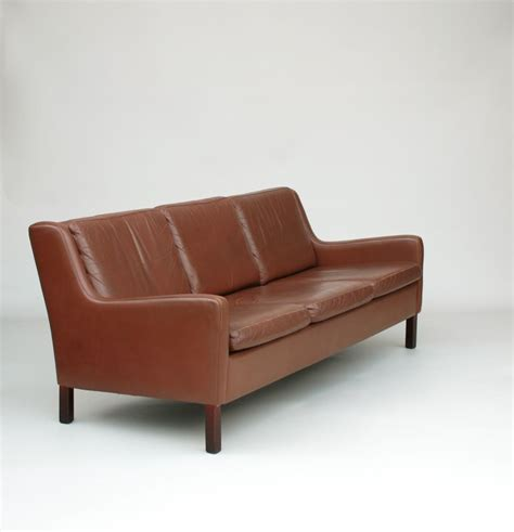 chocolate brown leather couch danish sofa in chocolate brown leather seating apollo