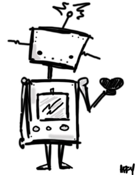 doodle bot drawing robot pin by callie on doodles