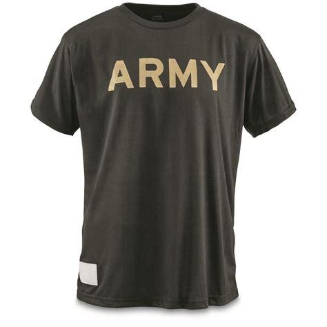 Army T Shirt Impor black army shirt custom shirt
