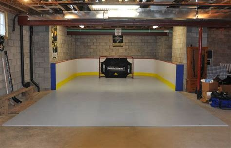 what i wouldn t give to put a hockey rink in the basement