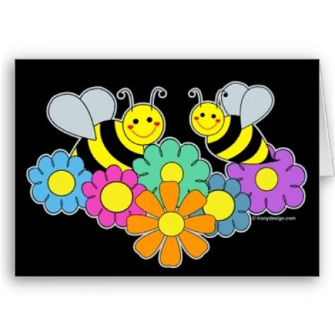 imagenes animadas lindas y tiernas im 225 genes bonitas de abejas y flores