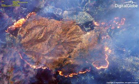 Pci Geomatica 2014 Sle Files Processing Satellite Image Aerial worldview 3 satellite image california wildfires satellite imaging corp
