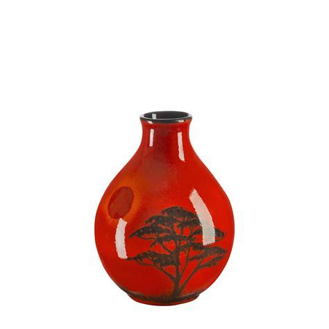 African Sky by Poole   Bud Vase