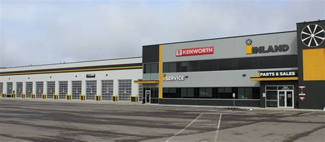 kenworth customer service inland kenworth celebrates grand opening for new bc