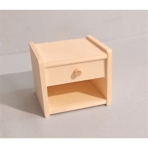 mini table de nuit table de nuit miniature pour poup 233 e mannequin ex barbies