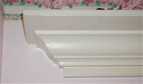 How To Make A Shelf With Crown Molding by How To Install And Build Crown Molding Shelves Crown Molding Shelf