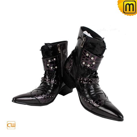 italian leather boots mens mens italian leather boots dress shoes cw769134