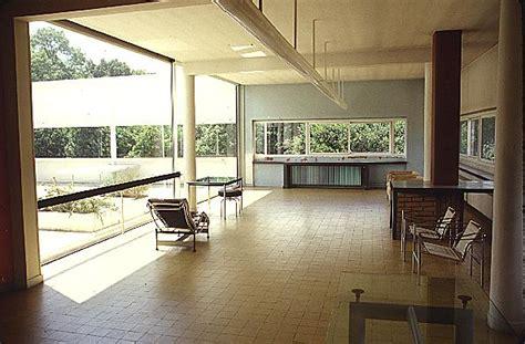 Villa Savoye Interior by Architecture The Design Magazine