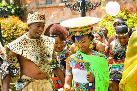 south africa weddings zulu tribe