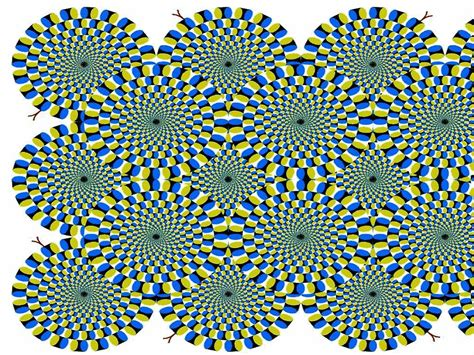 Illusion L by Optical Illusions