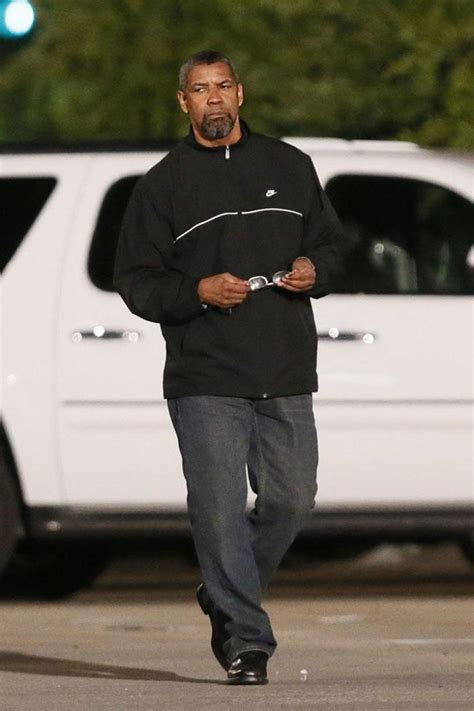 The Detox Washington by Denzel Washington Undergoes Professional Detox