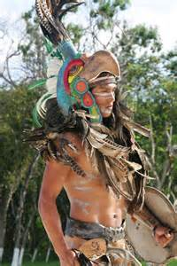 Aztec Jaguar And Eagle Warriors Xochiquetzal February 2012