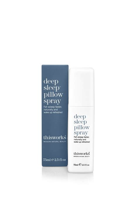 Sleep Pillow Spray This Works by Improve Sleep Falling And Staying Asleep This Works