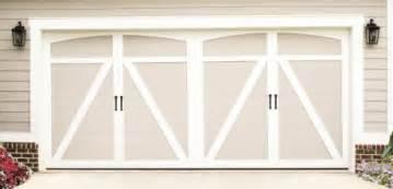 Performance Garage Doors Carriage House Steel Garage Doors Model 6600
