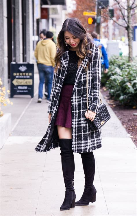 Would You Wear The Knee Boots by Style Tips For How To Wear The Knee Boots Just A