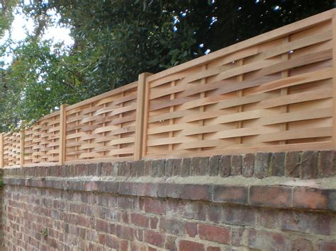 Wall Fence Panels Appliance Homesfeed Garden Wall Fencing