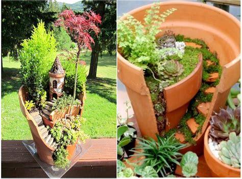 imagenes de jardines originales 13 mini jardines originales para una primavera diferente