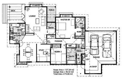 Mcgregor David Todd Architectural Designers Cottage House Plans Nz