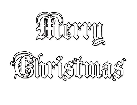 merry christmas letters coloring pages christmas coloring book