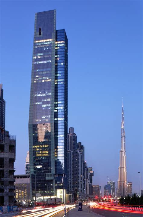 vision tower  business bay  tvsdesign archiscene