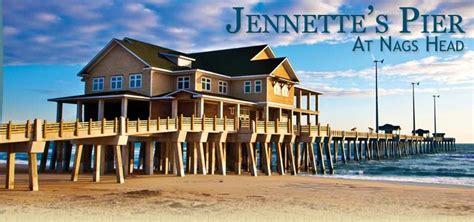Plaque A Spm 66 jennette s fishing pier outer banks nc