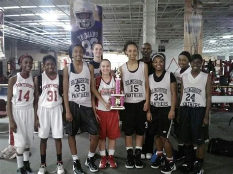 Mba Aau Jackson Ms by Bolingbrook Panthers Roaring In Illinois Youth1