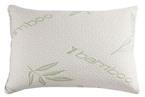 bamboo comfort pillow bamboo pillow white ebay