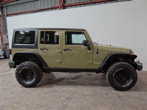 Jeep Wrangler 4wd 2013 Jeep Wrangler 4wd Unlimited Rubicon Autobubba