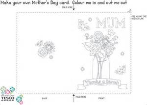 my owl barn printable mother s day coloring card templates