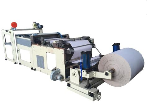 Paper Roll Machine - thermal paper slitting machine roll to sheet cutting