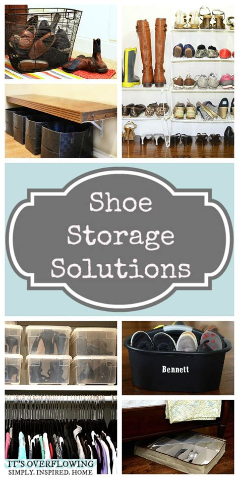 best shoe storage solutions stieringer andrea biography